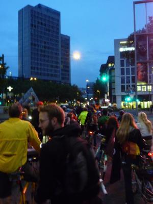 Critical Mass Düsseldorf